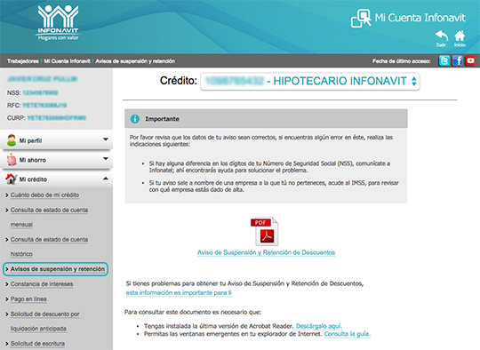 cancelación-crédito-infonavit-tijuana
