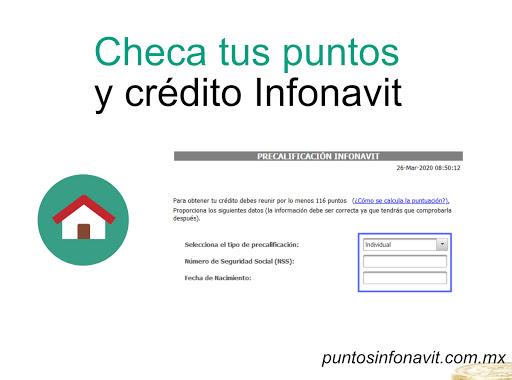 Puntos Infonavit Tijuana